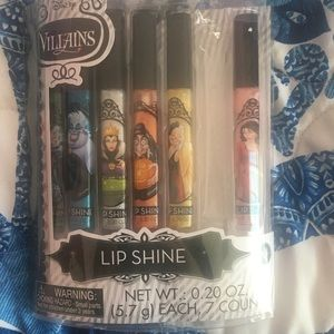Disney Villians Lipshine